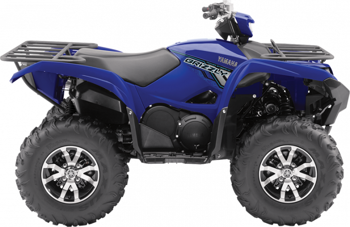Yamaha Grizzly DAE 2018