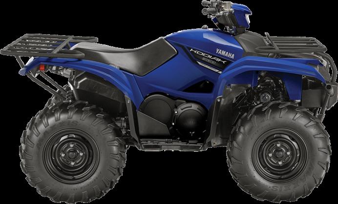 Yamaha Kodiak 700 DAE 2018