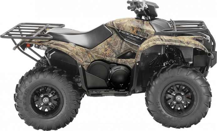 Yamaha Kodiak 700 DAE CAMO 2018