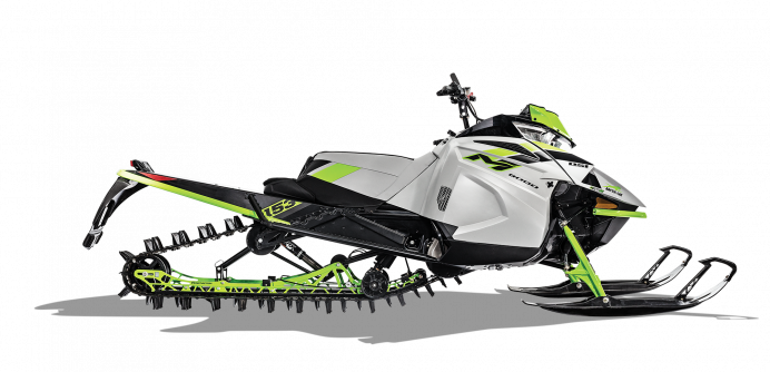 2018 Arctic Cat M 8000 Sno Pro (153/162) Early Release