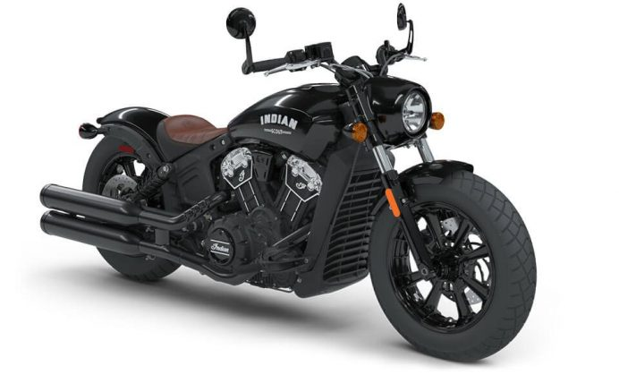 Indian Motorcycles Scout® Bobber 2018