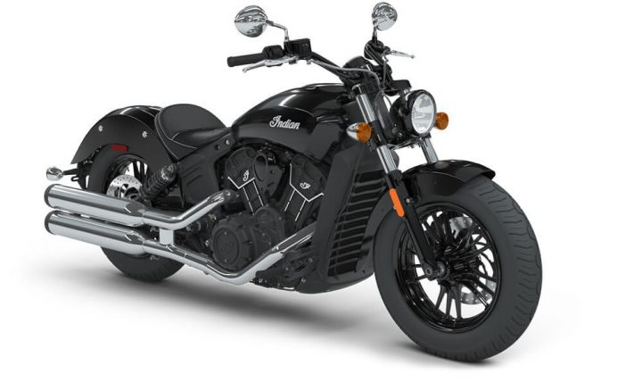 Indian Motorcycles Scout® Sixty 2018