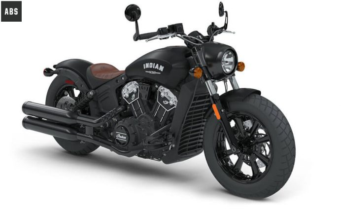 Indian Motorcycles Scout® Bobber ABS 2018