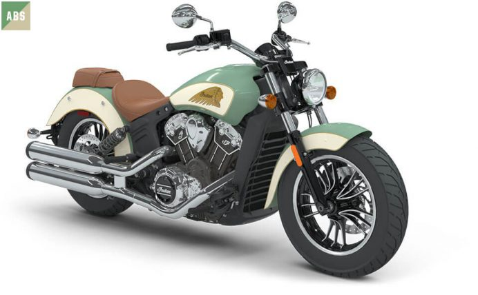 Indian Motorcycles Scout® ABS 2018