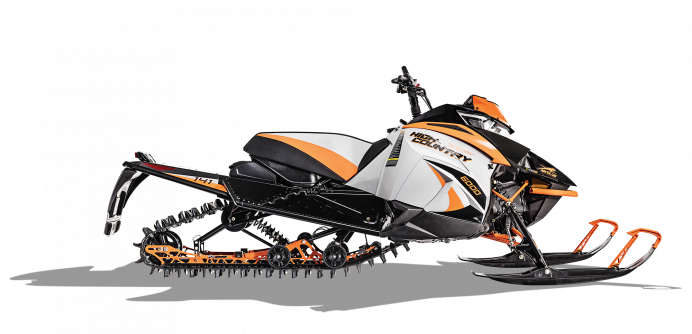 2018 Arctic Cat XF 6000 High Country ES
