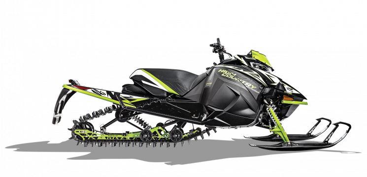 Arctic Cat XF 8000 High Country Limited ES (153) 2018