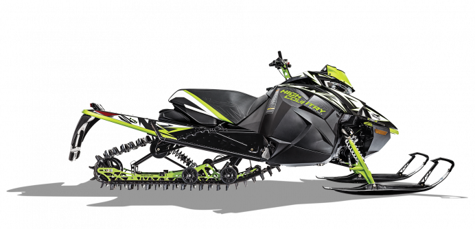 2018 Arctic Cat XF 9000 High Country Limited (141/153)
