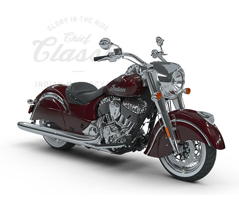 Indian Motorcycles Chief® Classic 2018