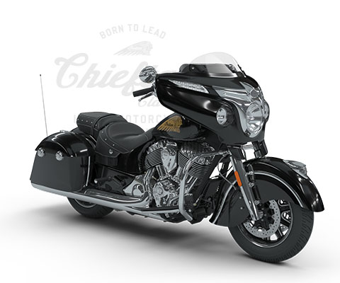 Indian Motorcycles Chieftain® Classic 2018