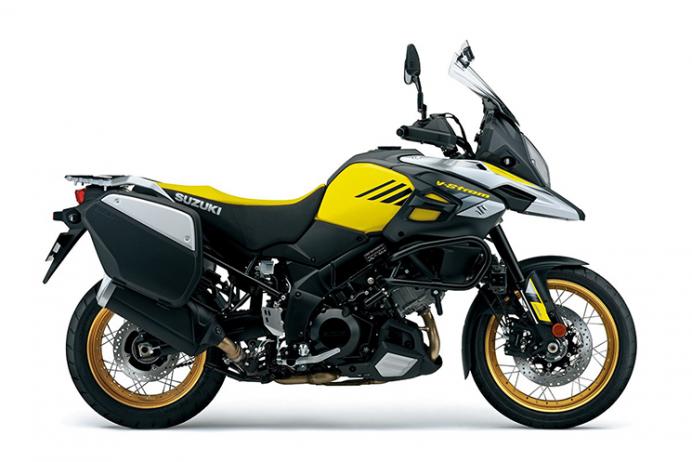 Suzuki V-STROM 1000 XT SE ABS 2018