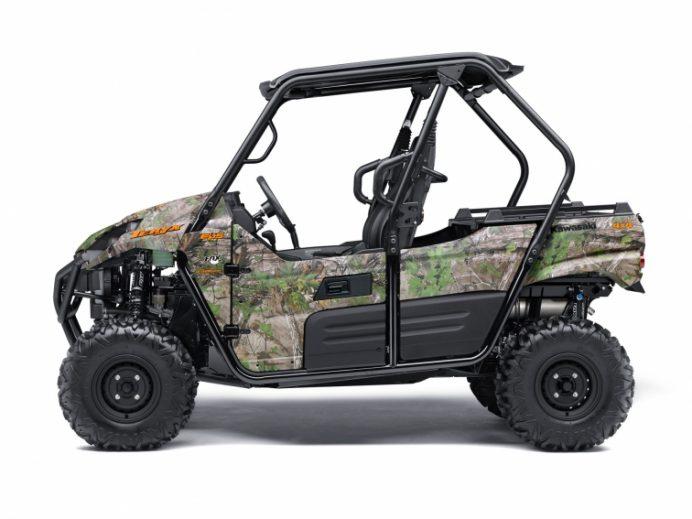 2018 Kawasaki Teryx EPS CAMO