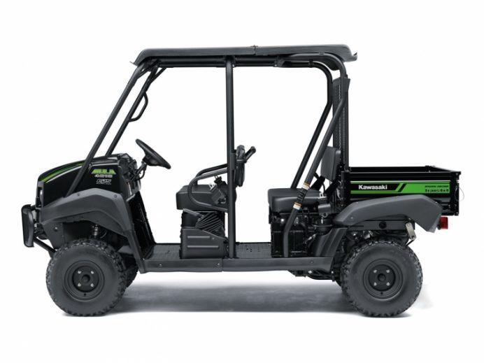2018 Kawasaki MULE 4010 Trans 4x4 SE