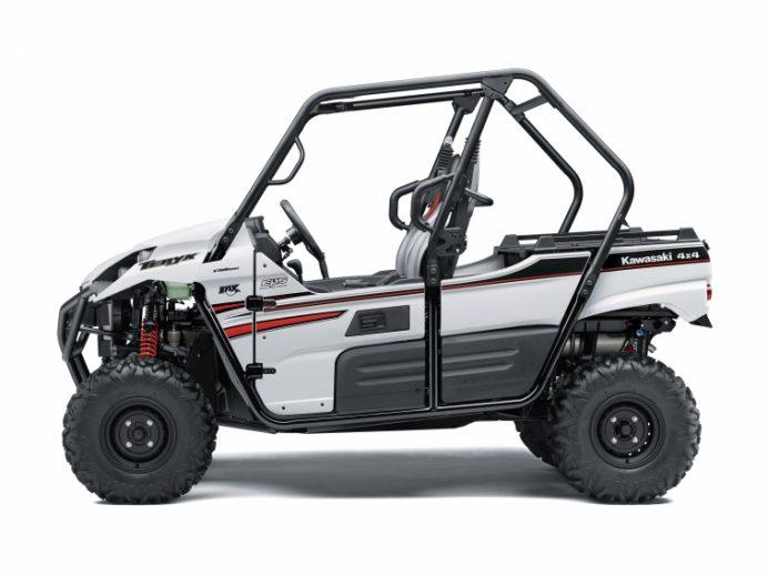 2018 Kawasaki Teryx EPS