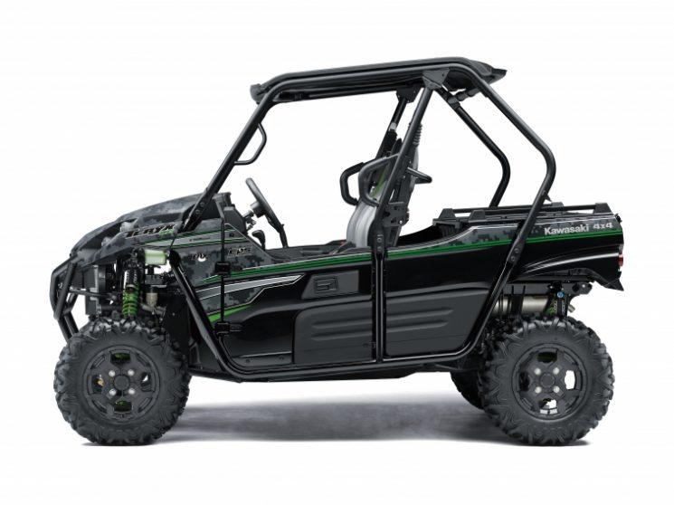 Kawasaki Teryx EPS LE MATRIX CAMO 2018