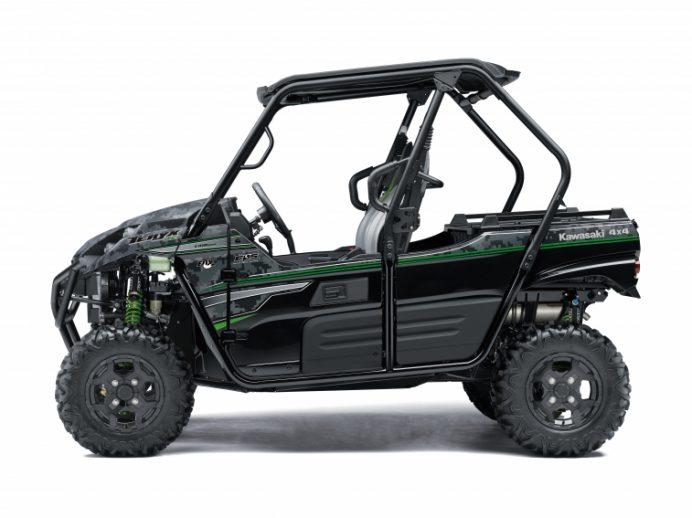 2018 Kawasaki Teryx EPS LE MATRIX CAMO