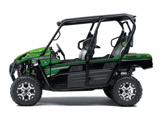 2018 Kawasaki Teryx4 EPS LE