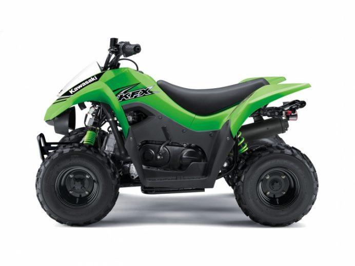 2018 Kawasaki KFX50