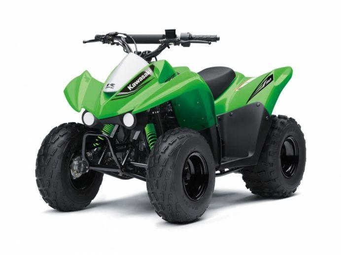 2018 Kawasaki KFX90