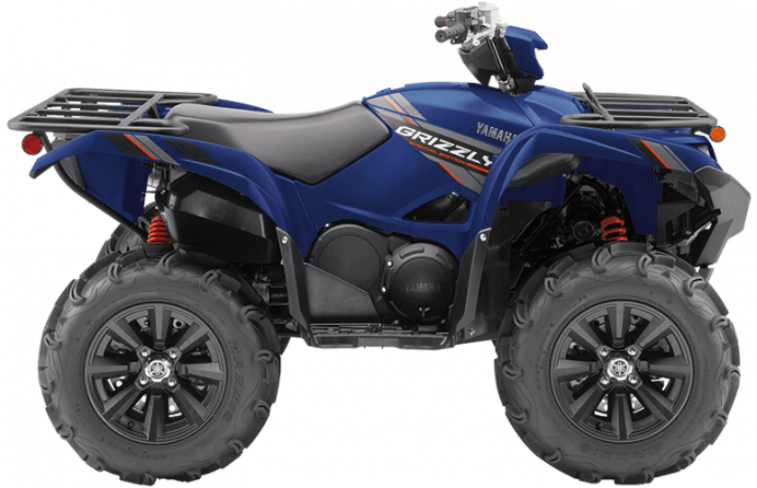 Yamaha Grizzly DAE SE 2019