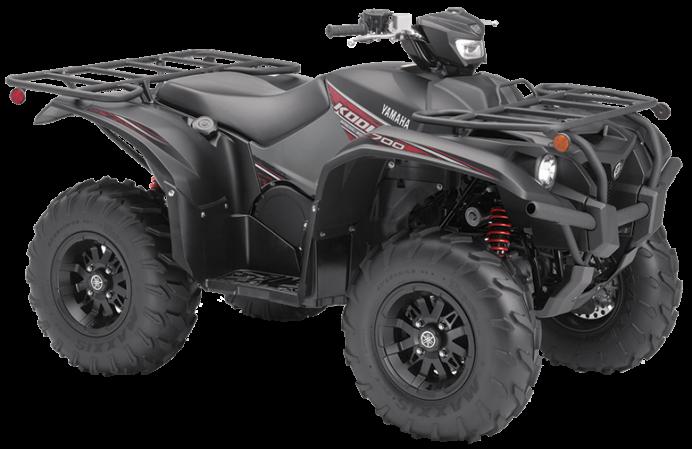 Yamaha Kodiak 700 DAE SE 2019