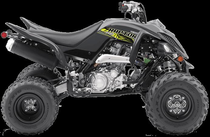 Yamaha Raptor 700 2019