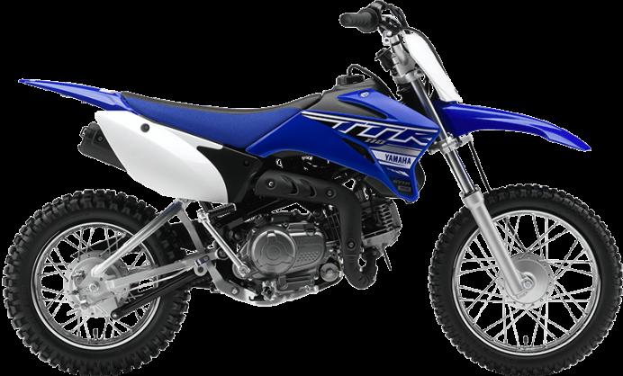 Yamaha TT-R110E 2019