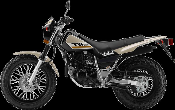 2019 yamaha TW200E Motorcycle - Motos Illimitées