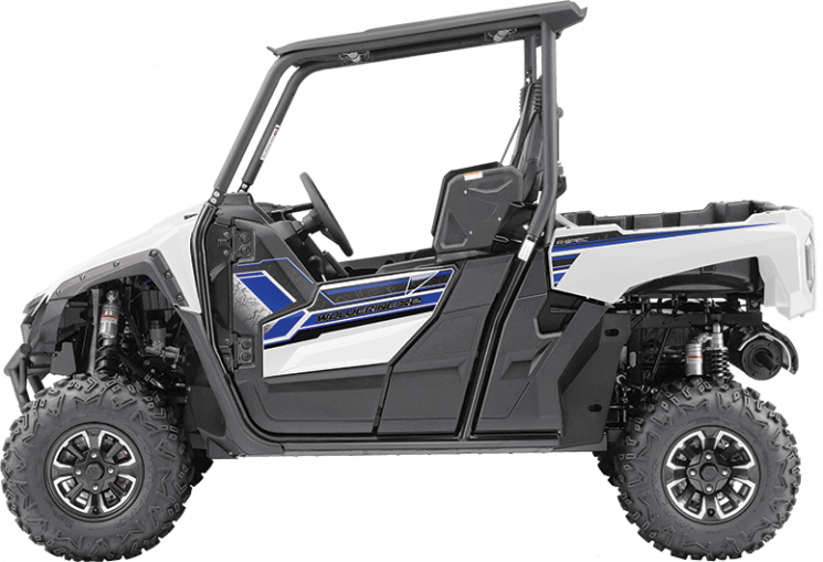 Yamaha Side By Side >> 2019 Yamaha Wolverine X2 R Spec Eps Side By Side Motos