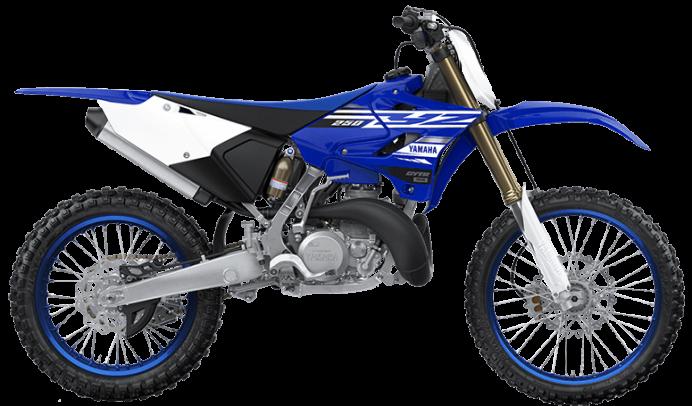 Yamaha YZ250 à 2 temps 2019