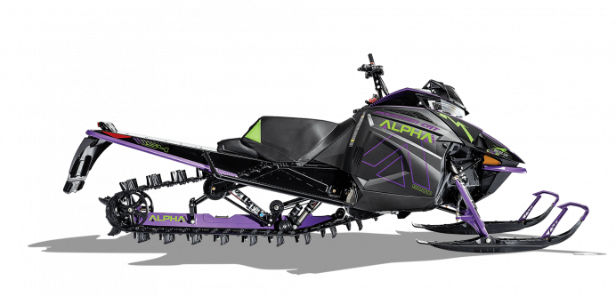 Arctic Cat M 8000 Mountain Cat Alpha One (154) 3.0 2019