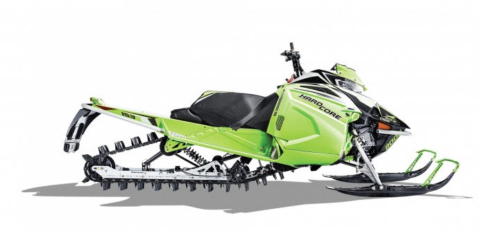 Arctic Cat M 8000 HARDCORE (153) 3.0 2019