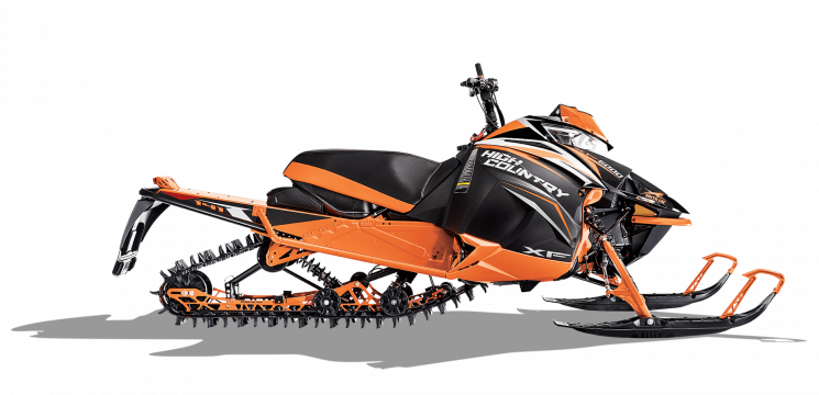 2019 Arctic Cat XF 6000 High Country ES (141)