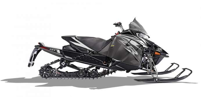Arctic Cat ZR 9000 Limited (137) iACT : Stock : 49997/55685 2019
