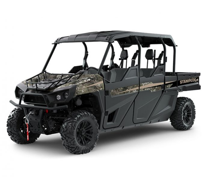 Arctic Cat Stampede 4 Hunter Edition 2019