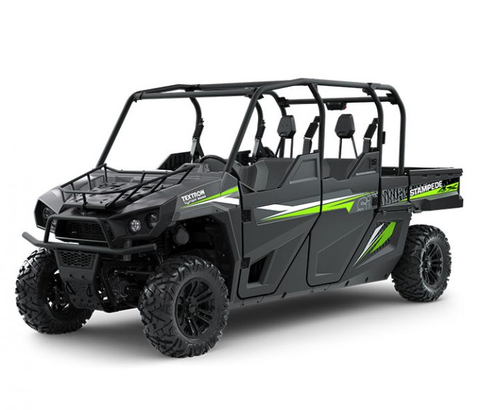 Arctic Cat Sampede 4X 2019