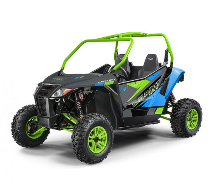 Arctic Cat Wildcat Sport LTD 2019