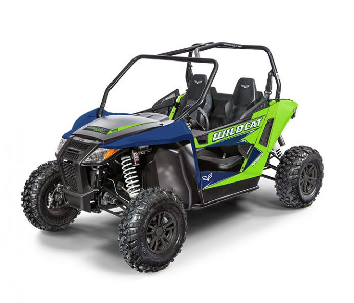 Arctic Cat Wildcat Sport XT 2019