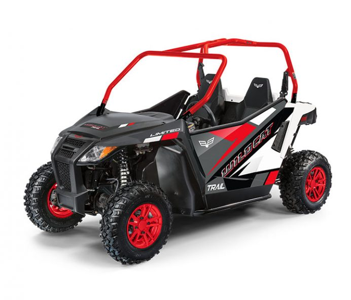 Arctic Cat Wildcat Trail LTD 2019