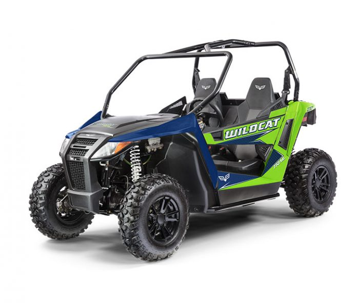 Arctic Cat Wildcat Trail XT 2019