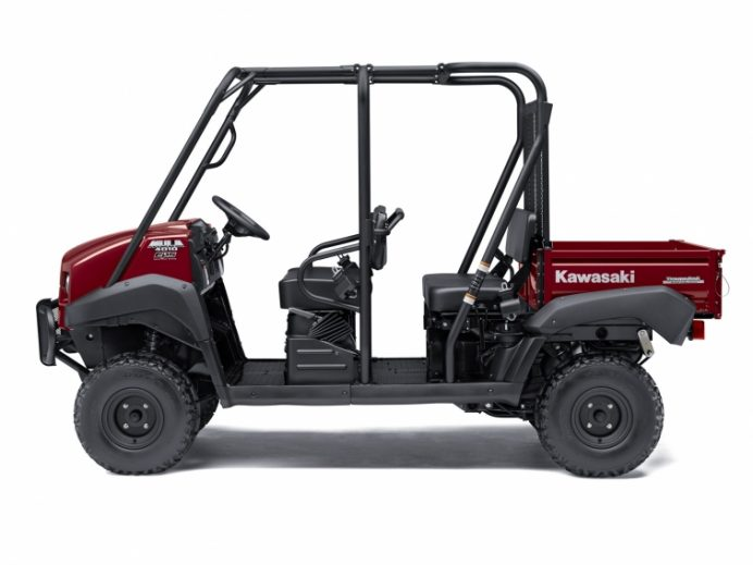 2019 Kawasaki MULE 4010 Trans 4x4
