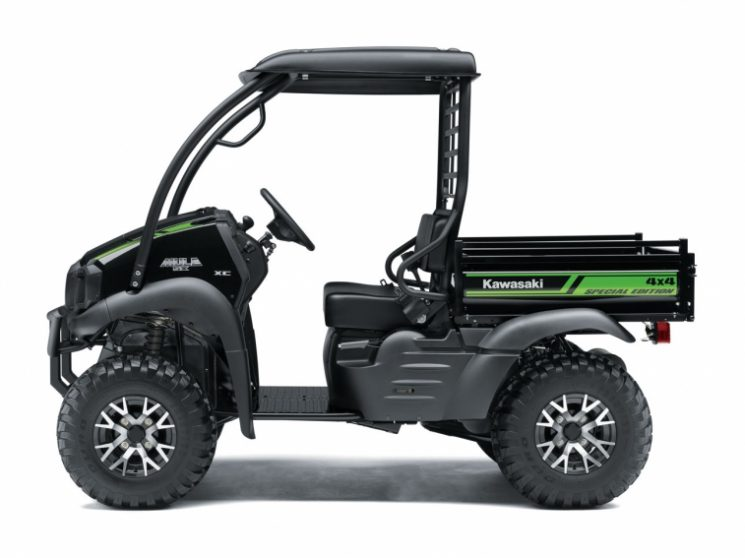 2019 kawasaki mule sx xc special edition side