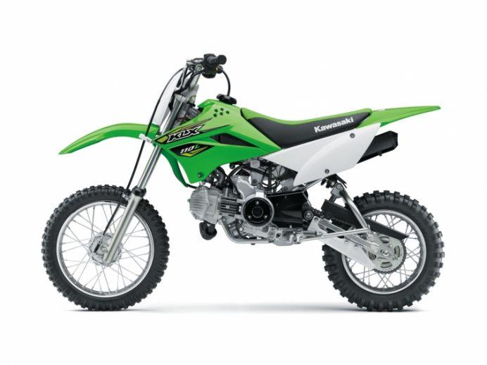 Kawasaki KLX110L 2018