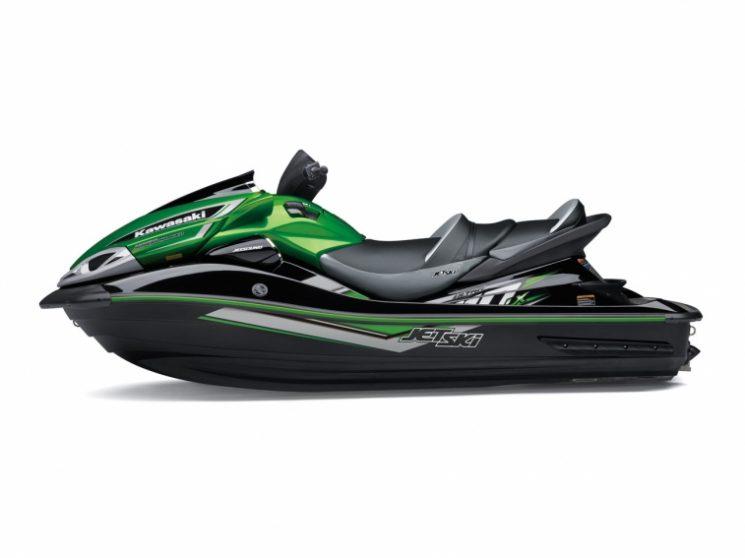 Kawasaki Ultra 310LX Garantie 4 ans, remorque incluse. 2019