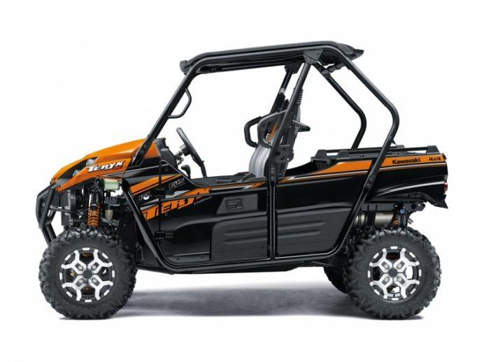 2019 Kawasaki Teryx EPS LE