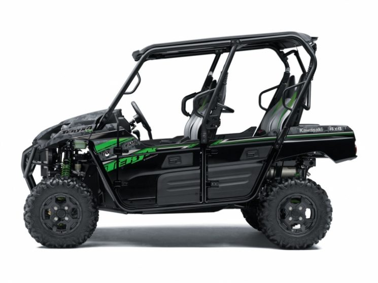 Kawasaki Teryx4 EPS LE MATRIX CAMO 2019