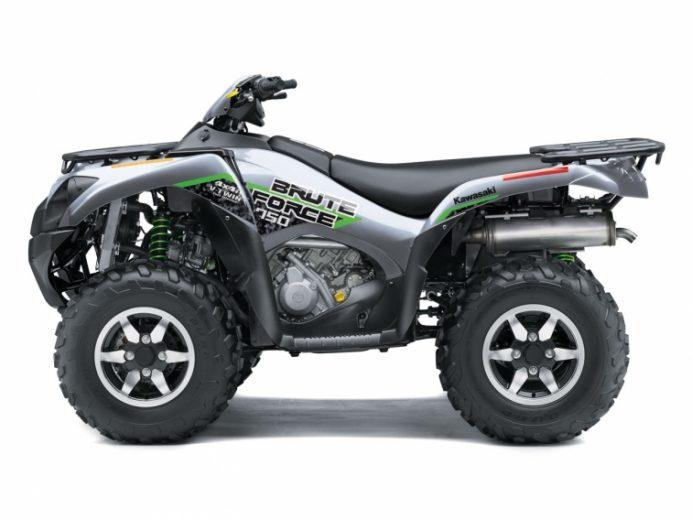 2019 Kawasaki Brute Force 750 4x4i EPS SE