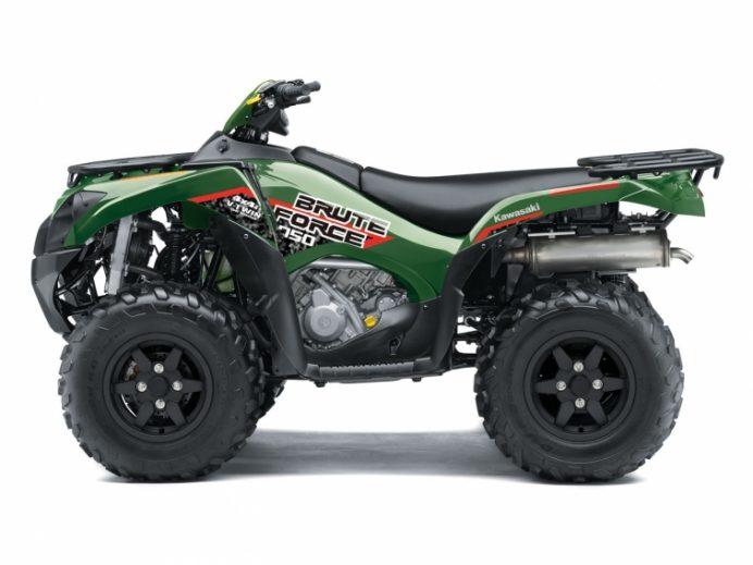 2019 Kawasaki Brute Force 750 4x4i