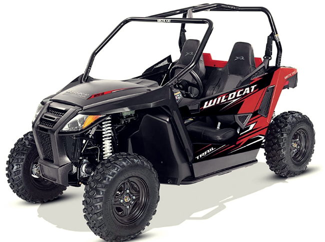 Arctic Cat Wildcat Trail XT EPS Stock : 36489 2016