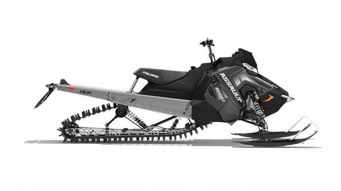 Polaris 800 RMK® Assault® 155 SnowCheck® Select 2018