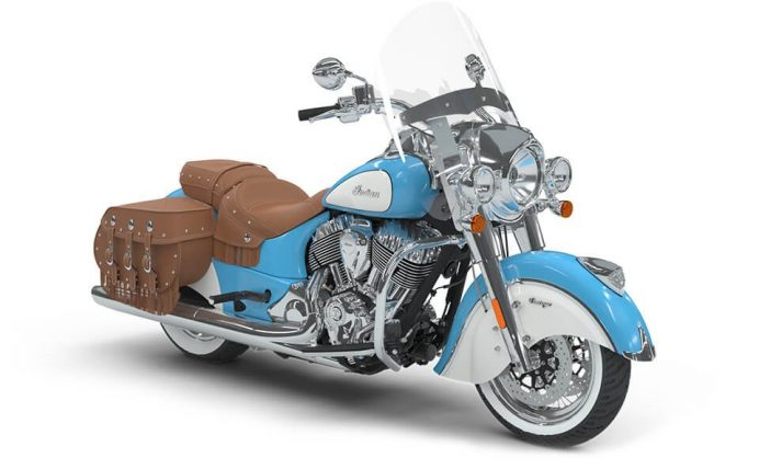 Indian Motorcycles Indian® Chief® Vintage 2018